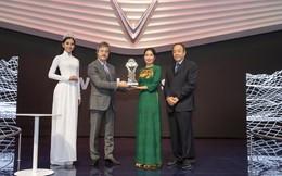 VinFast nhận giải thưởng quốc tế đầu tiên sau màn ra mắt tại Paris Motor Show