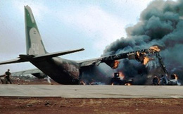 """Máy bay vận tải C-130 gặp nạn thảm khốc ở Afghanistan: """"Vận đen"""" đeo bám Không quân Mỹ"""