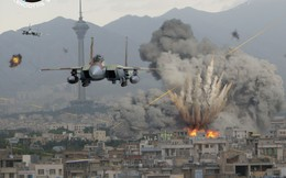 Israel tấn công Syria lần đầu tiên kể từ sau thảm họa IL-20 Nga bị bắn hạ?