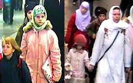 """""""Làn sóng"""" góa phụ IS từ Syria trở về Anh"""