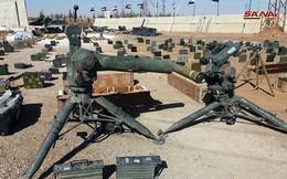 """QĐ Syria """"trúng mẻ lớn"""" thu nhiều tên lửa sát thủ của Mỹ"""