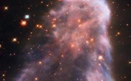 'Linh hồn của Cassiopeia' được chụp bởi Kính viễn vọng Không gian Hubble của NASA