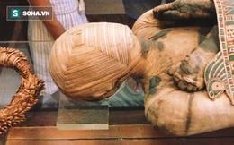 Kỳ lạ xác ướp mặt vuông, nội tạng bị chia nhỏ vào các lọ: Tiết lộ thân thế bất ngờ