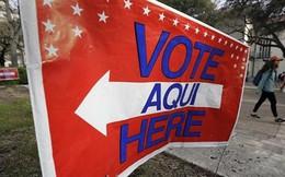 Bầu cử giữa nhiệm kỳ tại Mỹ sẽ có chi phí tốn kém nhất lịch sử?