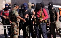 """Phiến quân Syria bất ngờ đòi """"chen chân"""" vào tiến trình chính trị"""