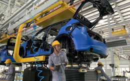 Có gì bên trong nhà máy ôtô 12.000 tỉ, hiện đại nhất Việt Nam?