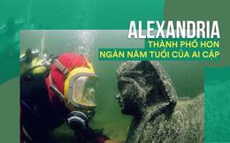 Những thứ kì lạ được tìm thấy dưới biển: Tượng nhân sư còn hoàn mỹ hơn cả trên cạn