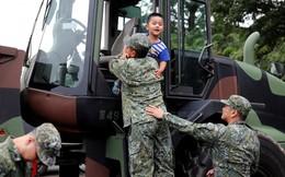 """Căng thẳng với Trung Quốc, giới trẻ Đài Loan """"còn chưa đánh đã tính đường thoái lui"""""""