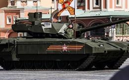 """Ấn Độ gây """"sốc"""" với kế hoạch mua 1.700 siêu tăng T-14 Armata của Nga"""