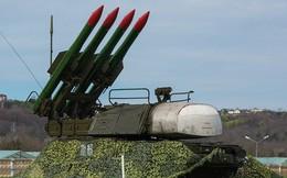 Ukraina củng cố binh lực, phái tên lửa sát giới tuyến ở Donbass