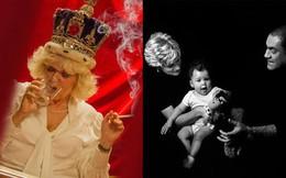 Sự thật bất ngờ về một loạt những khoảnh khắc bà Camilla phì phèo điếu thuốc, Công nương Diana có con với bạn trai tỷ phú