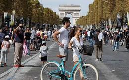 Chính phủ cấm xe hơi lưu thông tại Paris vào một ngày cố định mỗi tháng, ai sắp đến Pháp phải nắm rõ kẻo bị phạt tiền oan