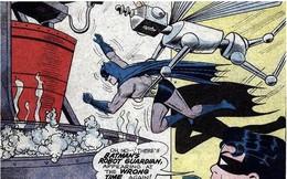 8 bảo bối ngớ ngẩn nhất từng được Batman sử dụng: Từ súng phun lửa đến usb, có hết
