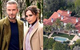 Vợ chồng Beckham lãi 258 tỷ nhờ bán được biệt thự hoành tráng với 6 phòng ngủ, 9 phòng tắm