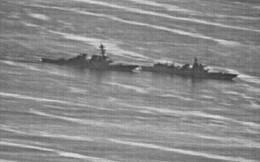 Những lần chiến hạm, máy bay quân sự Mỹ-Trung chạm trán căng thẳng