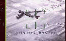 Xuất hiện hình ảnh máy bay ném bom B-52 Mỹ lượn trên bầu trời Syria