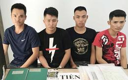 63 đối tượng ở Hải Phòng, Hà Nội, Thái Nguyên… đến Đà Nẵng cho vay nặng lãi