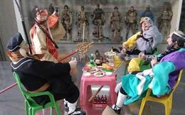 Xuất hiện bộ sưu tập mini figure khổng lồ với hơn 200 nhân vật, trị giá hơn 1 tỷ đồng của thanh niên Việt