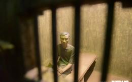 Ảnh: Nhà tù Hoả lò - nơi nguyên Tổng Bí thư Đỗ Mười từng vượt ngục