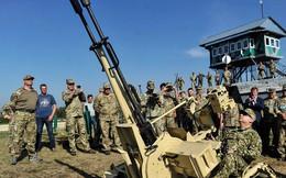Ukraine khoe loạt vũ khí mới, có cả pháo phòng không ZU-23-2 phiên bản hiện đại hóa