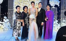 Điểm chung bất ngờ trong đám cưới Lan Khuê - Tú Anh - Thu Ngân: Mẹ cô dâu xinh đẹp, thu hút không kém con gái