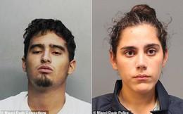 Thiếu nữ cùng người yêu dùng súng lục giết bố, kéo xác vào phòng tắm