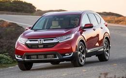 Honda thừa nhận Honda CR-V bị lỗi động cơ
