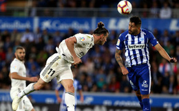 """Trong nỗi nhớ siêu sao Ronaldo, Real Madrid ngã dúi dụi trên sân đội """"chiếu dưới"""""""