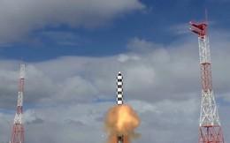 """Nga phóng tên lửa siêu khủng """"không thể đánh chặn"""" có thể mang đầu đạn siêu âm"""