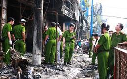 Cà Mau: Phòng làm việc của Bí thư Đảng ủy xã bị lửa thiêu rụi