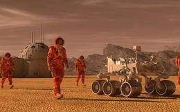 Các phi hành gia phải trả giá đắt khi đặt chân lên sao Hỏa