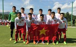 Thua đậm Nhật Bản, U17 Việt Nam tranh hạng ba với Thái Lan
