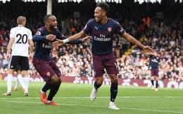 """""""Thổi bay"""" Fulham, Arsenal gửi chiến thư đầy sức nặng đến các """"đại gia"""" Premier League"""
