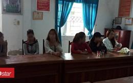 Đà Nẵng: Hàng chục thanh niên nam nữ 'phê' ma tuý tại quán karaoke