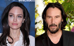 """Angelina Jolie đã bí mật hẹn hò tài tử """"Ma Trận"""" Keanu Reeves suốt hơn 1 năm?"""