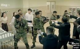 """""""Hậu duệ mặt trời"""" phiên bản Việt: Một bản sao ngớ ngẩn, vô số lỗi nguy hại"""