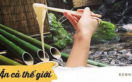 Xem xong list này, ai cũng phải bái phục người Nhật với những kiểu ẩm thực vừa dị vừa độc
