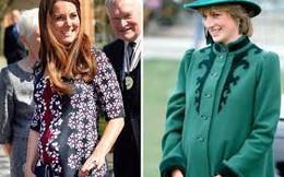 Đừng tưởng làm dâu gia đình Hoàng gia Anh là sung sướng nhé, vì khi mang thai bạn sẽ phải tuân thủ những quy tắc kì quặc như thế này