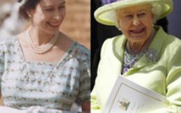 """Liên tục thay đổi màu sắc trang phục, duy chỉ có món đồ này là Nữ hoàng Anh hết mực """"chung tình"""" từ thời trẻ đến tận bây giờ"""