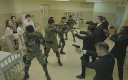 Bộ Quốc phòng đề nghị sửa những sai sót trước khi phát sóng tập tiếp theo phim Hậu duệ mặt trời