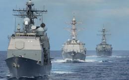 """Trung Quốc chỉ """"vẫy cờ"""" chứ không thủy chiến với Mỹ trên Biển Đông"""