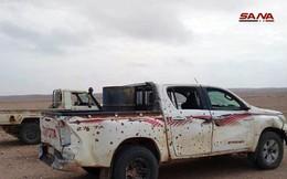 Đặc nhiệm Nga hỗ trợ quân Syria diệt IS giải phóng con tin