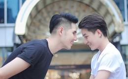 """Cặp đồng tính nam gọi nhau là """"vợ chồng"""" trên sóng truyền hình khiến Trấn Thành ngưỡng mộ"""