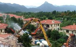 """Xây dựng trái phép trên """"Long mạch"""", hàng loạt quan chức Trung Quốc ngã ngựa"""
