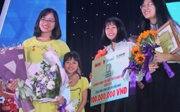Cô giáo Hà Nội giành được 100 triệu đồng nhờ sáng kiến giúp trẻ mắc hội chứng down học đọc