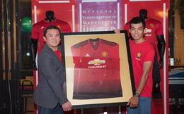 Trao áo đấu đặc biệt cho CĐV, Man United sắp cử tiền đạo huyền thoại sang Việt Nam