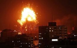 NÓNG: Máy bay Israel ồ ạt tấn công Hamas, xe tăng áp sát biên giới Gaza chờ lệnh khai hỏa