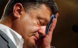 Thừa nhận Ukraine nghèo nhất Châu Âu, tài sản của ông Poroshenko vẫn tăng đều?