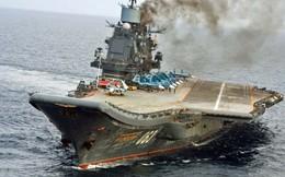 Nga công bố tình trạng mới nhất của tàu sân bay Kuznetsov sau thảm họa