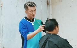 Đàm Vĩnh Hưng tham gia MV cùng dàn sao trẻ, làm anh thợ cắt tóc